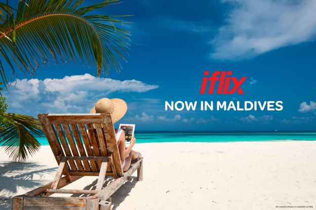 iflix Now Available In The Maldives