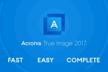 Acronis True Image 2017 New Generation Launched!