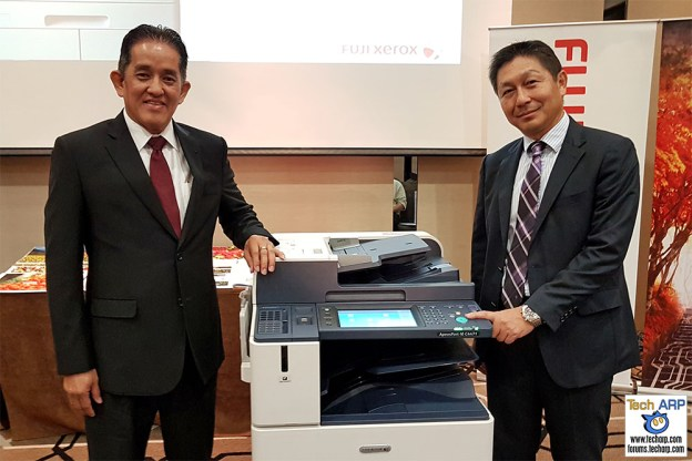 Fuji Xerox Smart Work Gateway Debuts With 14 New MFDs