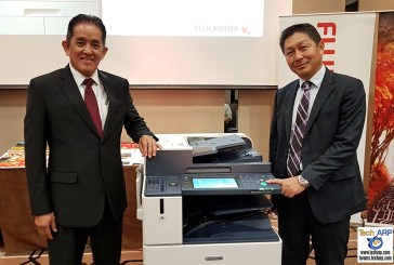 Fuji Xerox Smart Work Gateway Debuts With 14 New MFDs