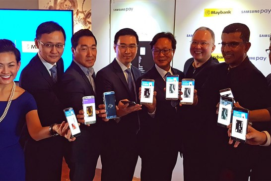 Maybank Leads The Mobile Payment Wave With Samsung Pay