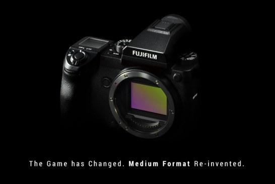 Fujifilm GFX 50S Mirrorless Camera Preview