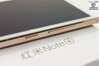 The Xiaomi Redmi Note 4 (Helio X20 Model) right buttons