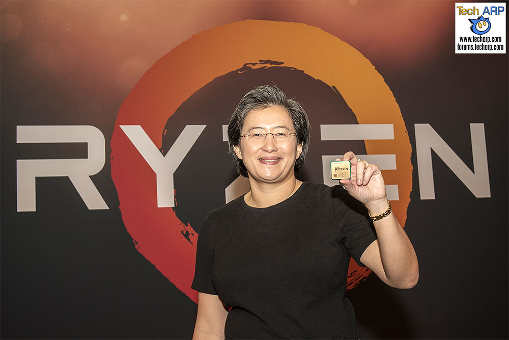 The AMD Ryzen 7, Ryzen 5 & Ryzen 3 Availability