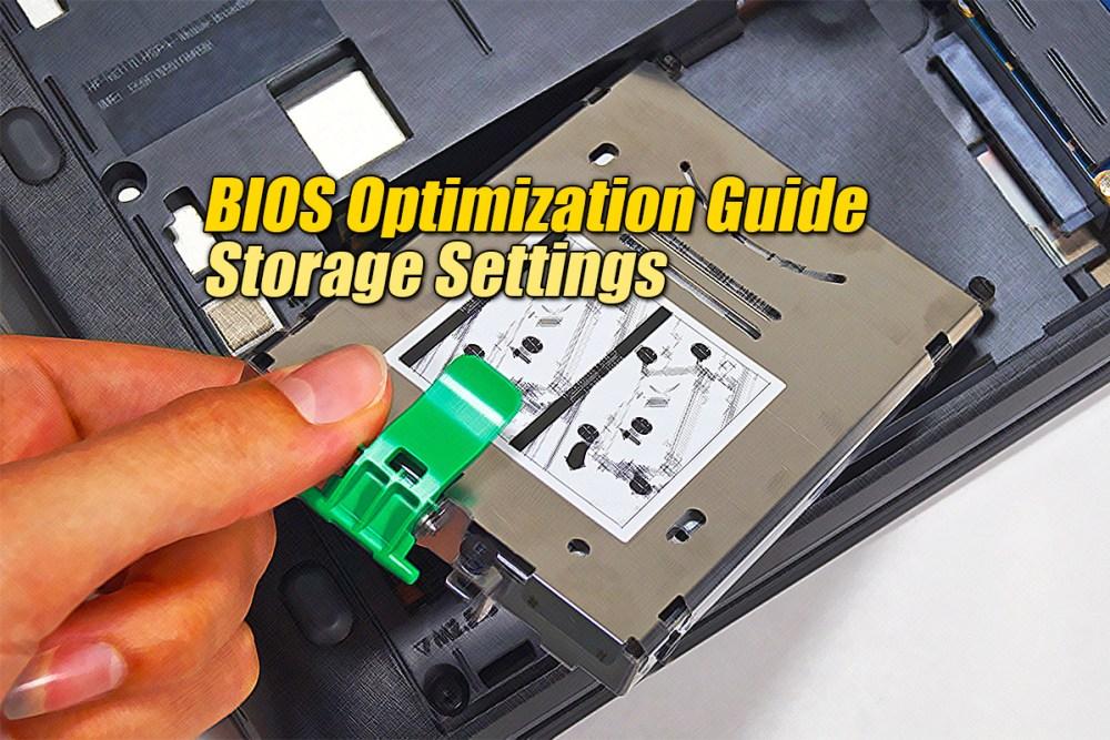 32-bit Transfer Mode - BIOS Optimization Guide