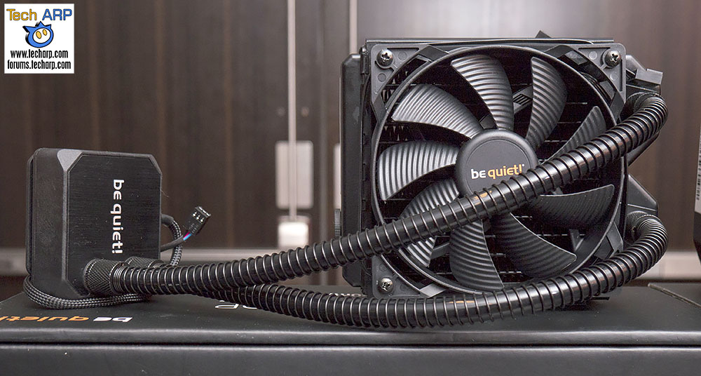 The 16 New AMD Ryzen 7 CPU Coolers Revealed - Be Quiet Cooler