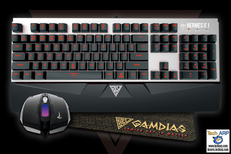 The GAMDIAS Hermes E1 Combo Giveaway Contest