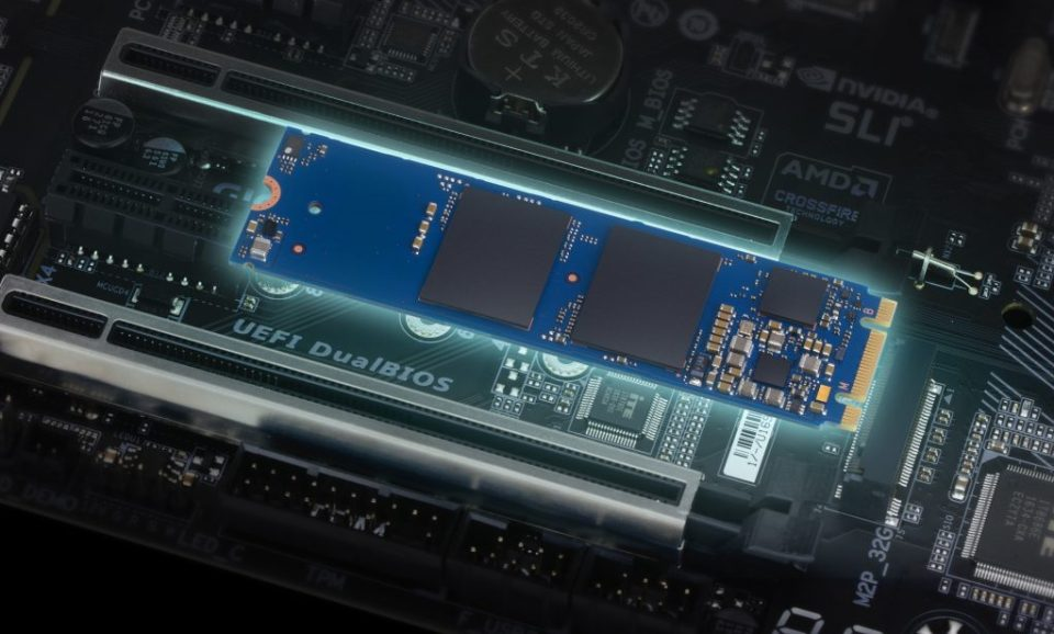 GIGABYTE 200 Series Motherboards Now Optane Ready!