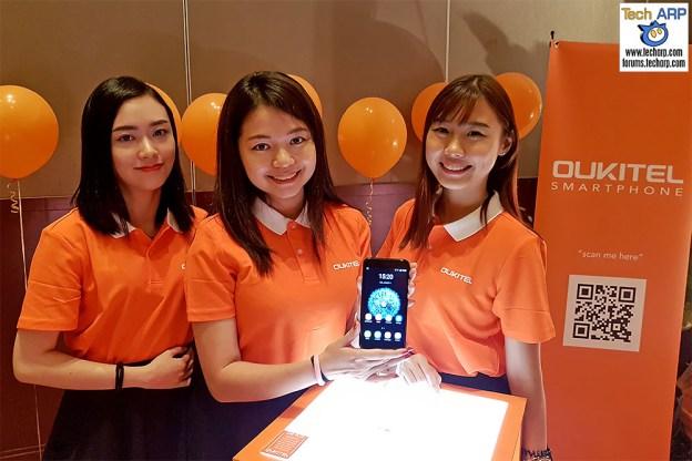 The Oukitel K6000 Plus, U16 Max & U20 Plus Smartphones Revealed