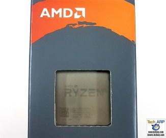 The AMD Ryzen 7 1800X box