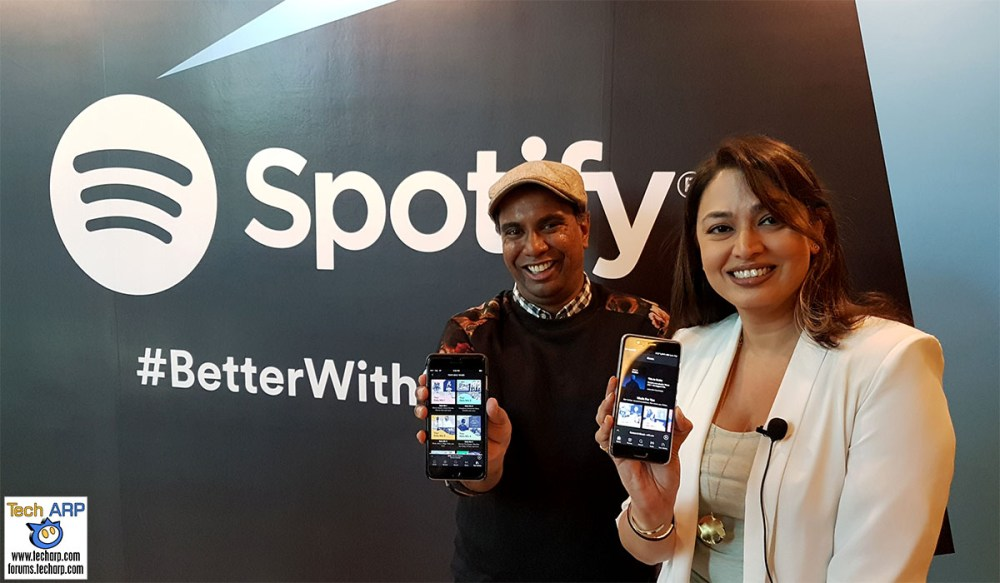 The Spotify Q&A Session With Sunita Kaur