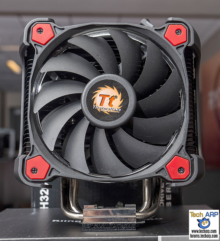 The 16 New AMD Ryzen 7 CPU Coolers Revealed - Thermaltake Cooler