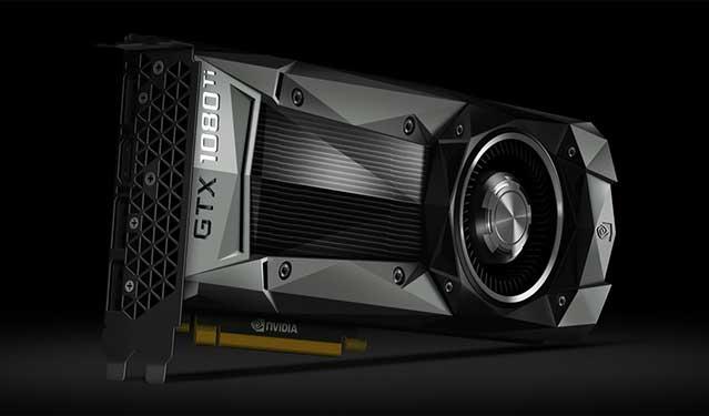 NVIDIA Introduces The GeForce GTX 1080 Ti!