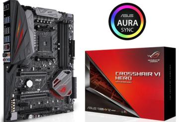 The New ASUS AM4 Series Motherboards Announced