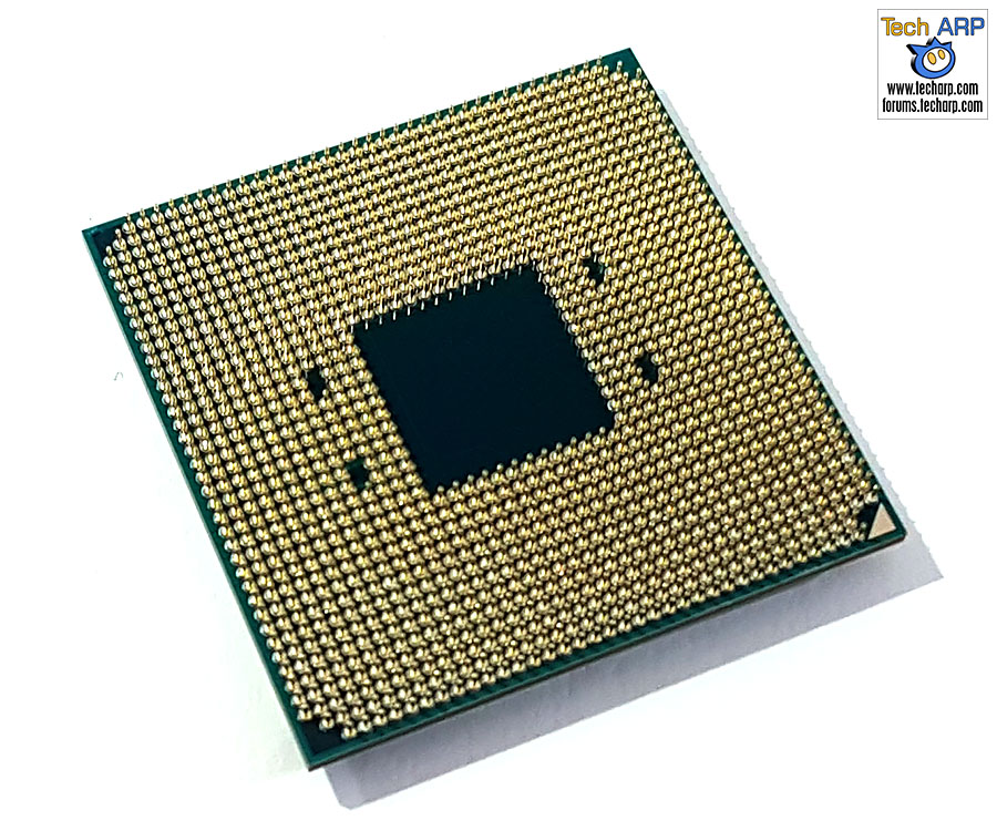 The AMD Ryzen 5 1500X CPU