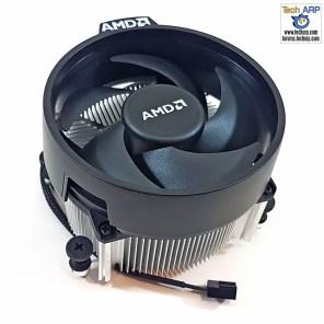 The AMD Wraith Spire cooler