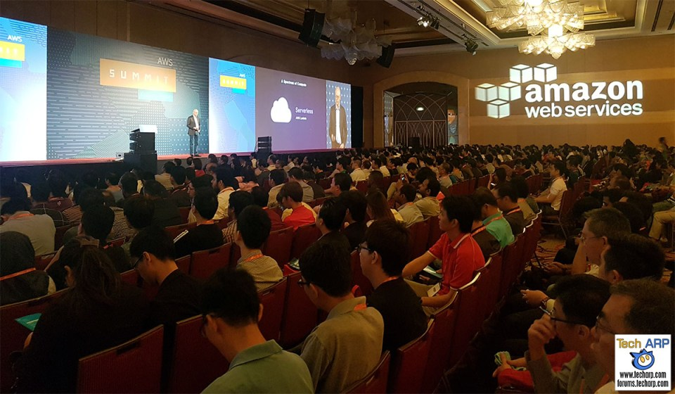AWS Summit 2017 - What's New In Amazon Web Services