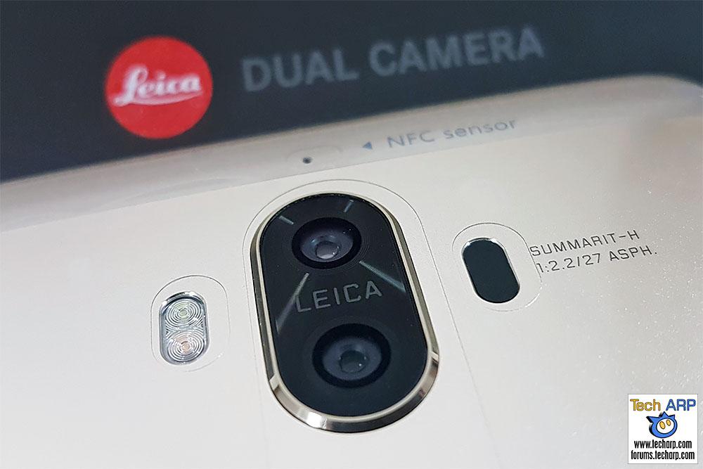Huawei Mate 9 main camera