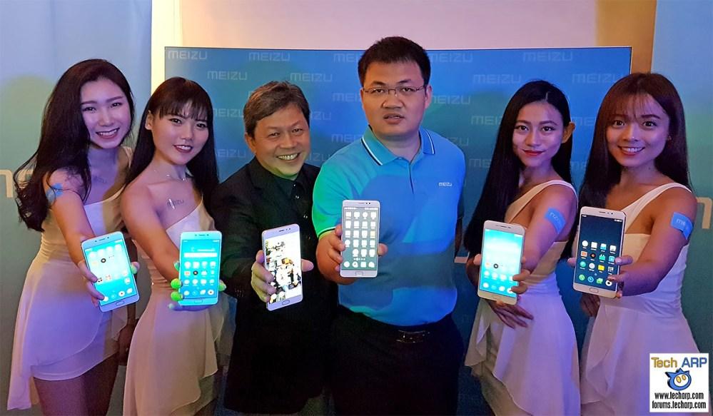 The Meizu Pro 6 Plus Smartphone Revealed!