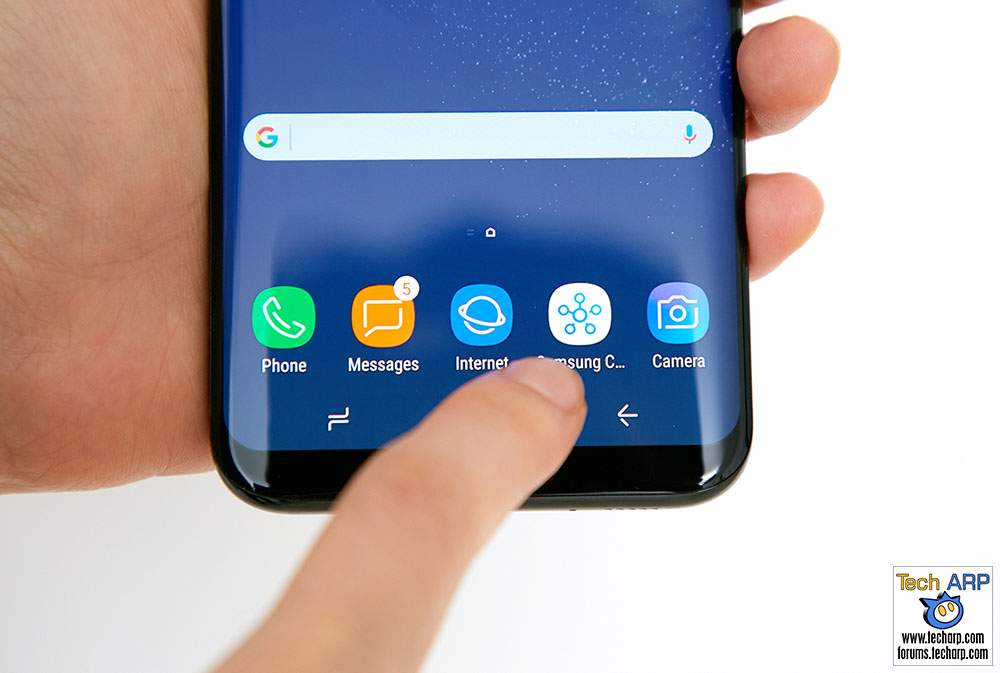 The Galaxy S8 & S8+ Design Story - One As A Whole