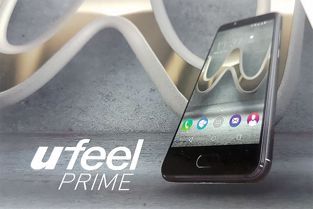 The Wiko U Feel Prime Smartphone Review