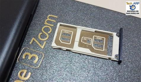 ASUS ZenFone 3 Zoom hybrid SIM