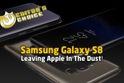 The Samsung Galaxy S8 Review - Leaving Apple In The Dust!
