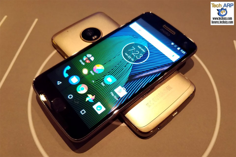 The Moto G5 Plus Preview, Price & Availability