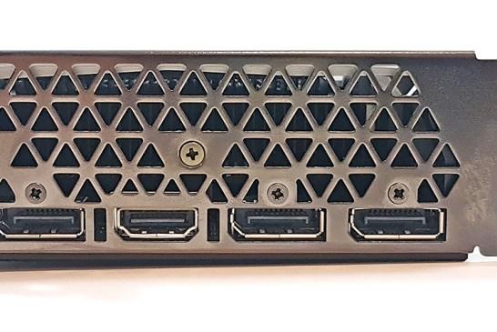 NVIDIA GeForce GTX 1080 Ti left