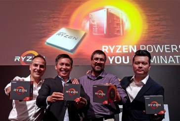 The AMD Ryzen 5 & Radeon RX 500 Series Tech Briefing
