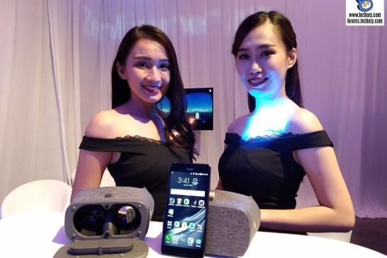 ASUS ZenFone 3 Zoom portrait mode off