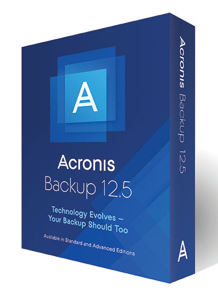Get The New Acronis Backup 12 5 Today! - Tech ARP