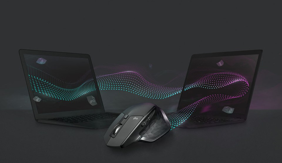 Control Multiple Computers With Logitech Flow!