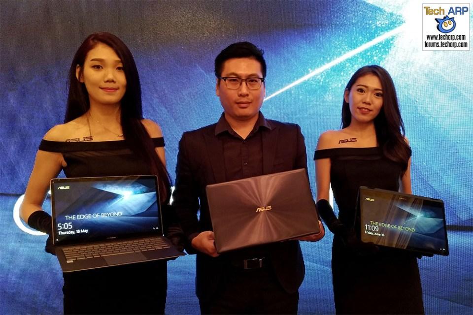 The 2017 ASUS ZenBook & VivoBook Laptops Revealed!
