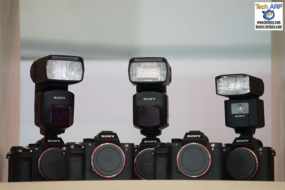 The Sony Alpha 9 (α9) Camera