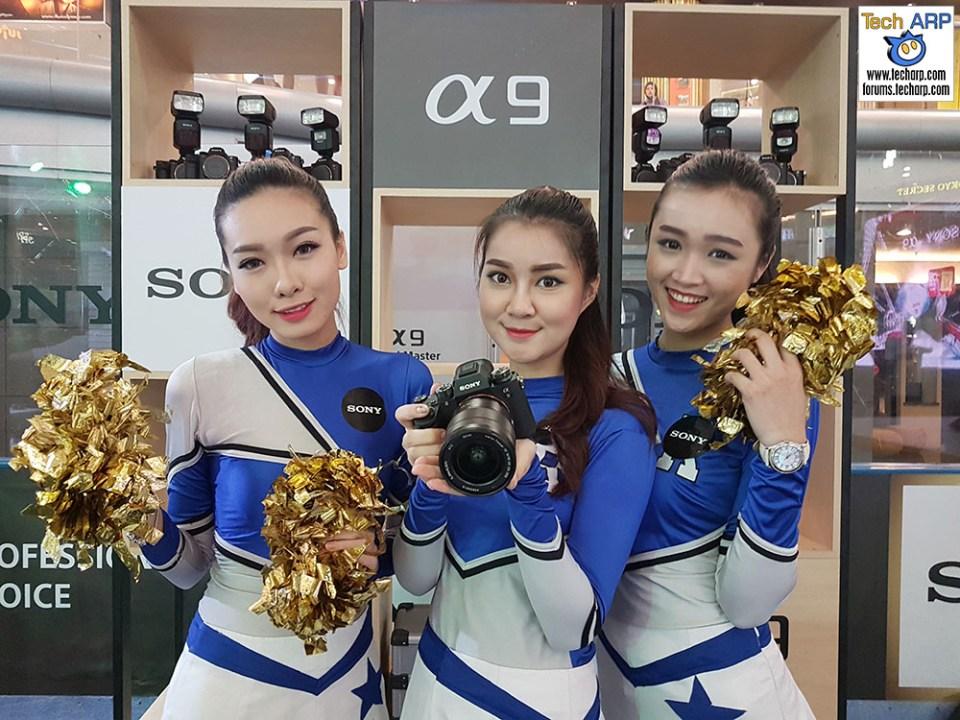 The Sony Alpha 9 (α9) FF Mirrorless Camera Revealed!
