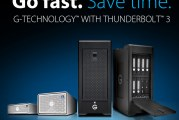 New WD G-Technology Drives With Thunderbolt 3 & USB-C