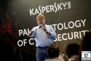 Eugene Kaspersky Presents Cyberspace – The Survival Guide