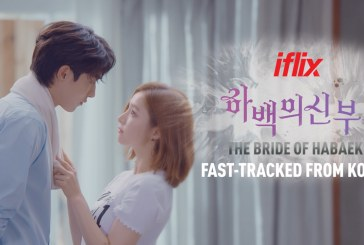 The Bride Of Habaek Now On iflix In Malaysia & Brunei