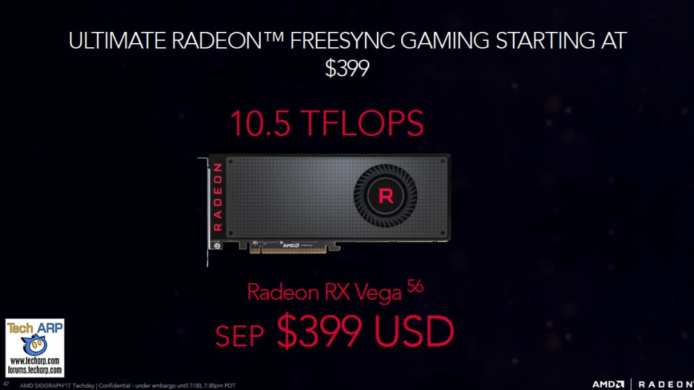 The AMD Radeon RX Vega Tech Report