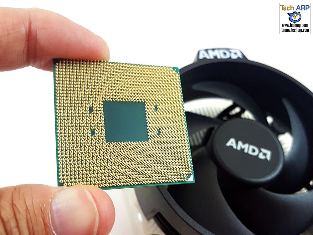 The AMD Ryzen 3 1300X processor