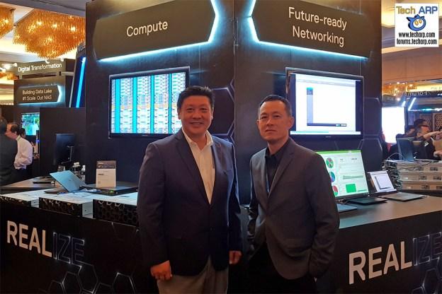 Dell EMC Hyper-Converged Infrastructure Advancements @ Dell EMC Forum 2017