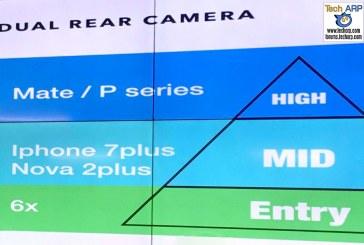 Huawei Pits The nova 2 Plus Against The iPhone 7 Plus!
