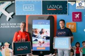 You Can Now Buy AIG Insurance Coverage On Lazada!