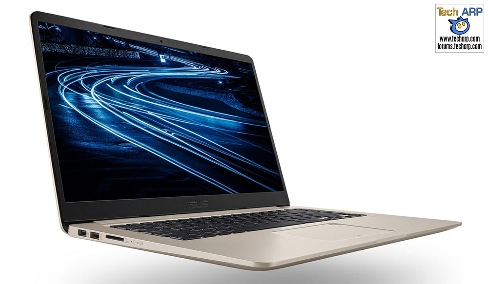 The ASUS VivoBook S15 (S510U) Laptop Review | Page 5 : Our