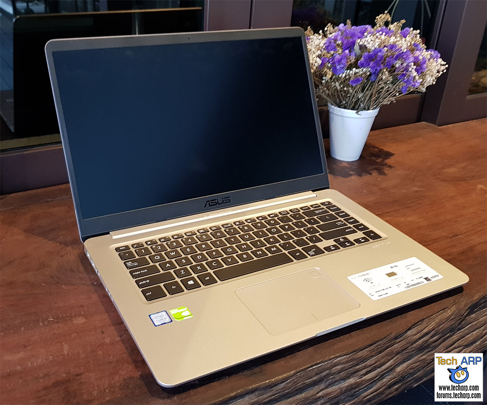 The ASUS VivoBook S15 (S510U) Laptop Review