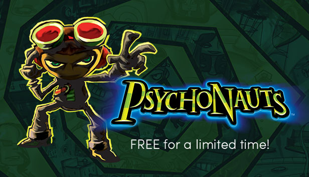 Psychonauts Is FREE For A Limited Time!