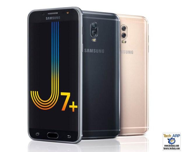 The Samsung Galaxy J7+ Price & Pre-Order Announced!