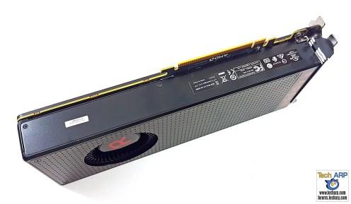 The AMD Radeon RX Vega 56 graphics card