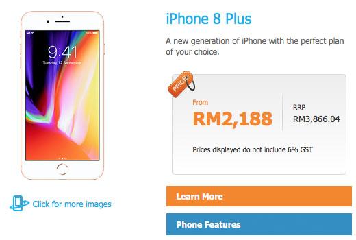 Apple iPhone 8 Plus price leaked